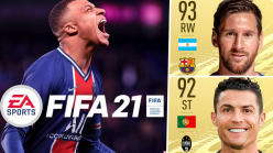 Messi vs Ronaldo on FIFA 21: How football titans