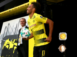 Aubameyang delighted with praise from