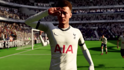 Why has the shhh celebration been removed from FIFA 21?