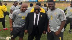 Asamoah Gyan: Former Sunderland forward unperturbed by Ghana captaincy shakeup