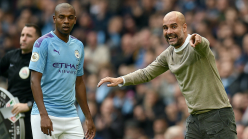 Fernandinho wants to be remembered as Man City's best Brazilian after committing to new contract