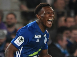 Strasbourg's in-form striker Lebo Mothiba reveals season targets
