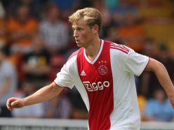 Who is Frenkie De Jong? The €50m Ajax wonderkid wanted by Barcelona