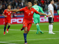 Record-breaking Alexis Sanchez shining brightest for Chile