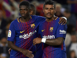 Valverde on the fence about starting Dembele against Juventus
