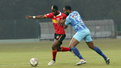 Punjab FC hold East Bengal to a 1-1 draw