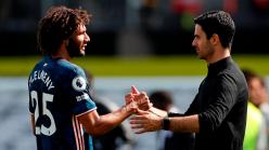 'Elneny needed little bit of belief' – Arsenal manager Arteta reveals conversation with midfielder
