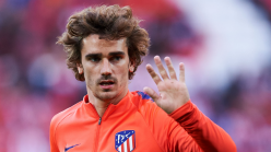 'Griezmann can decide' - Atletico Madrid president leaves farewell decision to striker