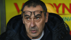 Post Office hits back at Sarri after Juventus boss
