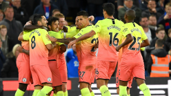 Crystal Palace 0-2 Manchester City: Guardiola