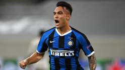 Barcelona and Real Madrid target Lautaro staying at Inter - agent