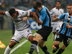 Gremio 1 Lanus 0: Cicero gives Brazilians advantage in Libertadores final