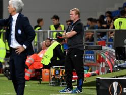 Koeman lays blame on himself for Everton