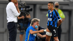 Sanchez injury doubt for Inter