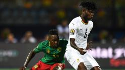 Thomas Partey: Atletico Madrid midfielder reacts to Ghana deputy captaincy role