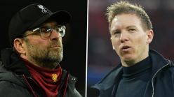If you want to be a good manager, you have to watch Liverpool games - Nagelsmann reveals admiration for Klopp
