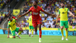 'He could have possibly had two' – Watford's Danny Rose on Emmanuel Dennis