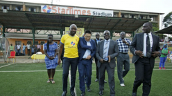 UPL giants KCCA FC reveal concrete StarTimes Stadium redevelopment plan