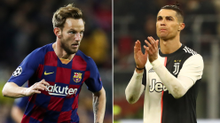 Rakitic keen to play with Ronaldo but declares Messi best of all time