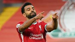 Salah stars in Shearer's Premier League Team of the Week