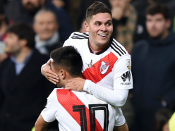 River clinch Copa after Quintero extra-time stunner