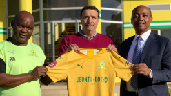 Mamelodi Sundowns to benefit from former Barcelona captain Alexanko