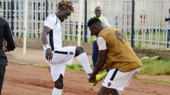 Afriyie: Former Gor Mahia striker ready to help AFC Leopards win trophies