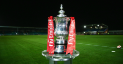 Racist abuse allegation causes FA Cup tie to be abandoned