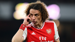 Arsenal not part of David Luiz's retirement plan as he approaches final year of contract