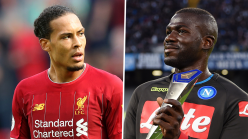 'Man City believe Koulibaly can be their Van Dijk' – Goater expects interest in Napoli defender