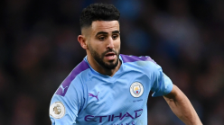 Mahrez opens up on early Man City struggles: I didn
