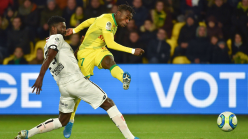 Moses Simon features, Farid Boulaya sees red as Nantes hold Metz