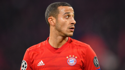 Liverpool agree £20m Thiago fee as Reds close in on signing Bayern star