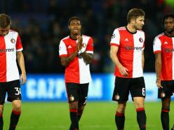 Feyenoord boss Van Bronckhorst rues Manchester City