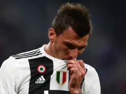 Juventus ace Mandzukic ruled out of Man Utd trip