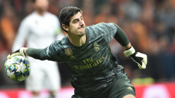 Courtois: Real Madrid will keep fighting to win La Liga