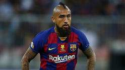 Barcelona outcast Vidal to travel to Italy to finalise Inter move