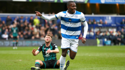 Nigerian wonderkid Osayi-Samuel hopes to emulate QPR legend Sinclair