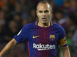 Refreshed Iniesta