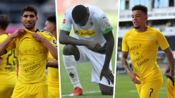 Sancho, Hakimi, McKennie & Thuram avoid punishment from DFB for George Floyd tributes amid US protests