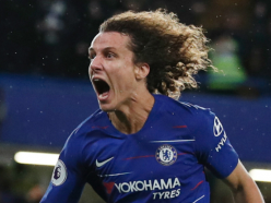 Chelsea matchwinner David Luiz happy to accept criticism