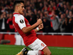 Arsenal 3 Cologne 1: Sanchez opens season account after kick-off delay