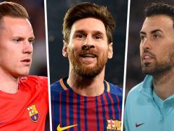 Who is Barcelona