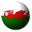 Wales country flag