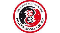 Hudiksvalls FF team logo