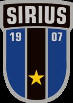 IK Sirius team logo