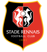 Rennes team logo