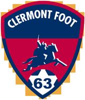 Clermont Foot 63 team logo
