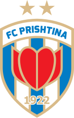 Prishtina team logo
