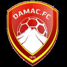 Dhamk team logo